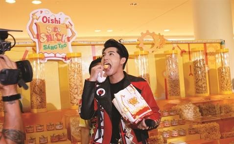 Thị trường snack: Món ăn vặt của người Việt